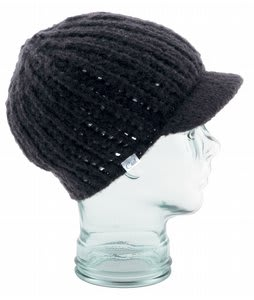 Coal Mina Beanie Black