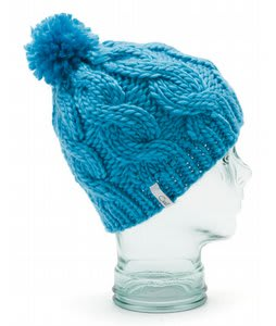 Coal Rosa Beanie Blue