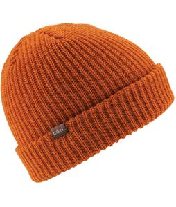 Coal Stanley Beanie Burnt Sienna