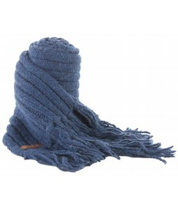 Coal Andes Scarf Midnight