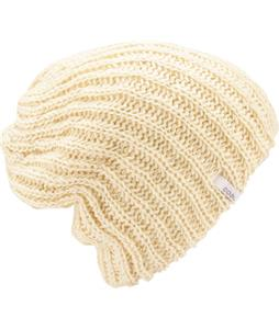 Coal Thrift Knit Beanie Creme