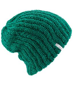 Coal Thrift Knit Beanie Emerald