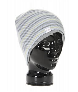 Coal The Treu Beanie Silver Blue