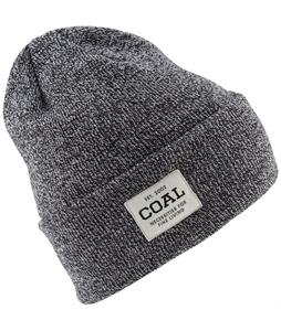 Coal Uniform Beanie Black Marl