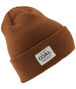 Coal Uniform Beanie Light Brown