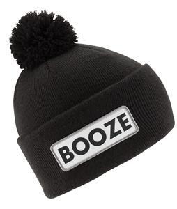 Coal Vice Beanie Black (Booze)