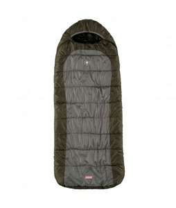 Coleman Big Basin Extreme Weather Sleeping Bag Black