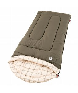 Coleman Calgary Cold Weather Sleeping Bag Tan