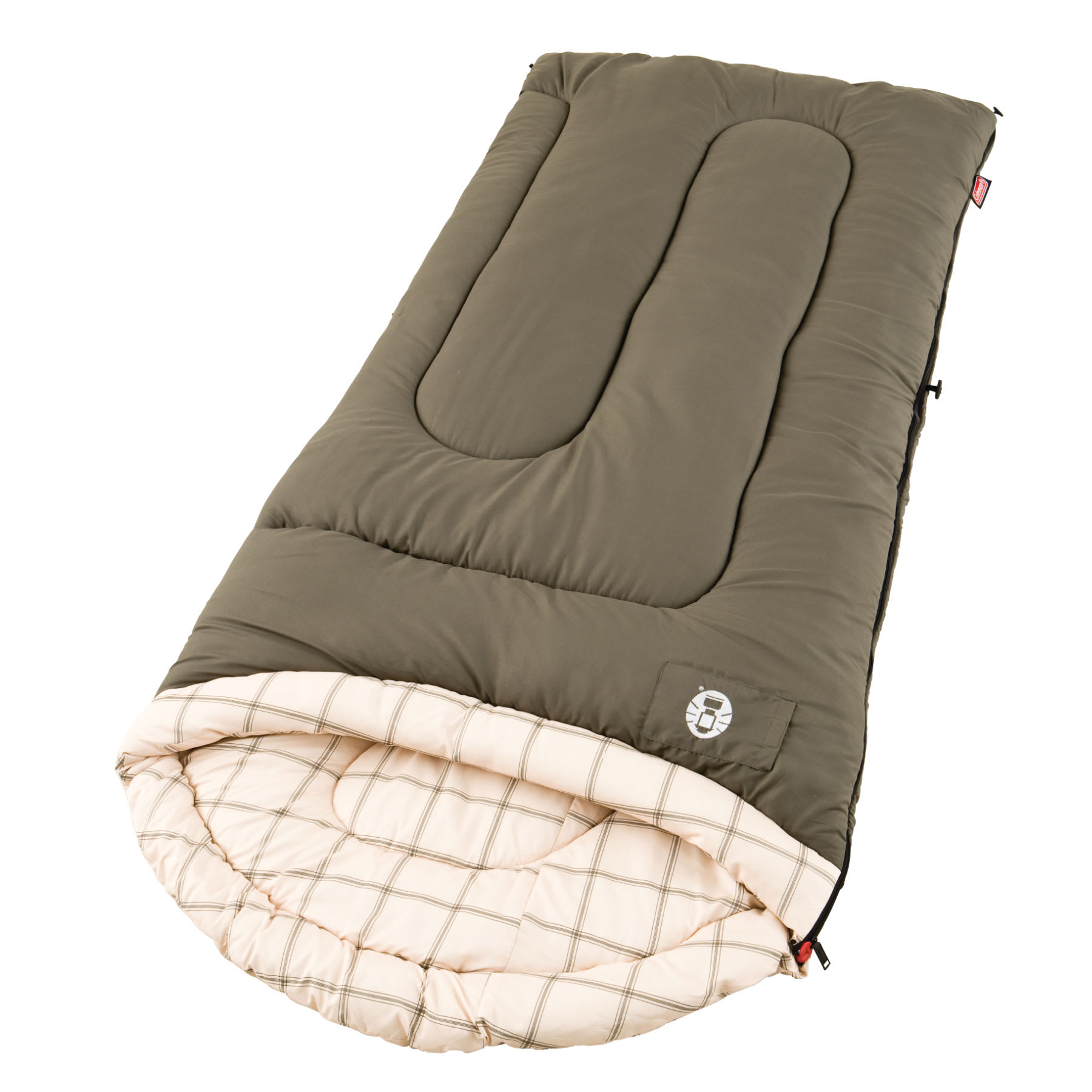 Shop for Coleman Calgary Cold Weather Sleeping Bag Tan