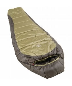Coleman North Rim Extreme Weather Sleeping Bag Brown