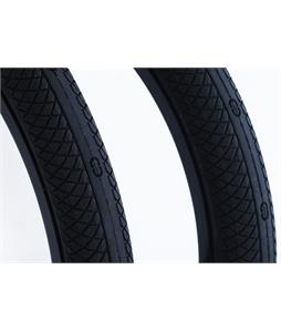 Colony Agenda BMX Tire Black 20 x 1.9in