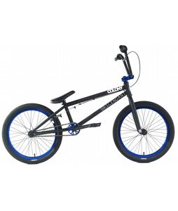 Colony Descendent BMX Bike Matte Black/Blue 20in