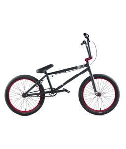 Colony Endeavour BMX Bike Matte Black/Red 20in