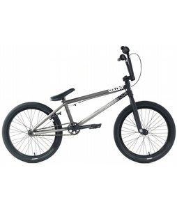 Colony Endeavour BMX Bike Matte Black/Clear 2 Tone Fade 20