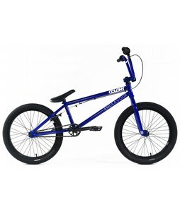 Colony Endeavour BMX Bike Matte Black/Clear 2 Tone Fade 20in