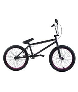 Colony Premise BMX Bike Matte Black/Purple 20in