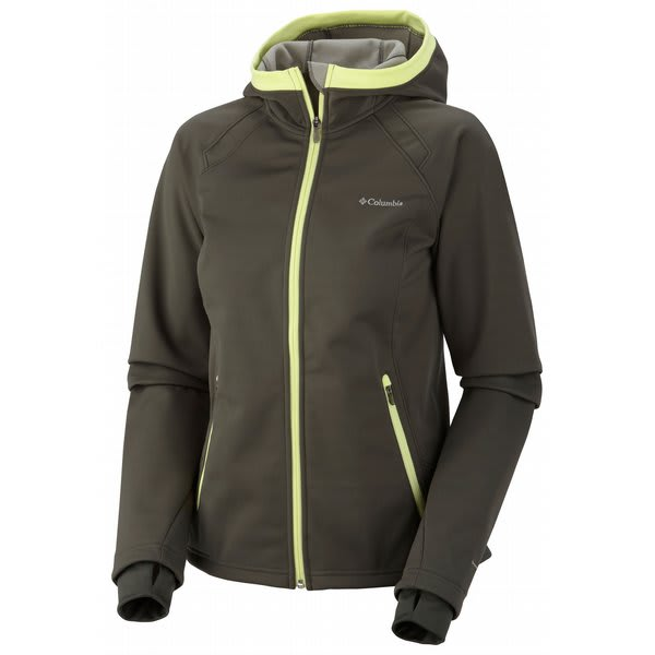 Columbia Supah Buttah Softshell Jacket