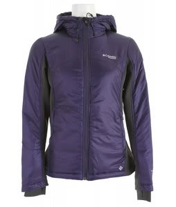 Columbia Air Beware Jacket Eclipse Blue