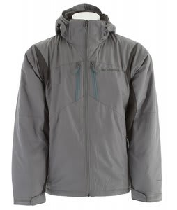 Columbia Antimony III Jacket Stratus/Blade/Metal