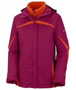 Columbia Argon Ice Jacket Raspberry Jam/Elderberry