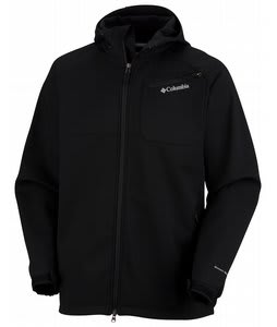 Columbia Ascender Softshell Jacket Black