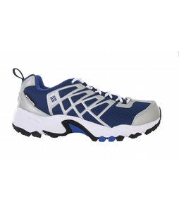 Columbia Azuric Hiking Shoes Windsor/Metallic Silver