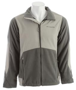 Columbia Ballistic III Fleece Gravel/Grey Green
