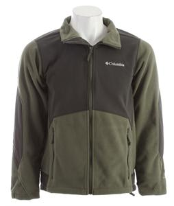 Columbia Ballistic III Fleece Surplus Green/Dark Moss
