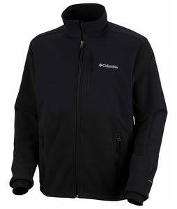 Columbia Ballistic Fleece Jacket Black