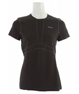 Columbia Baselayer Lightweight S/S Top Black