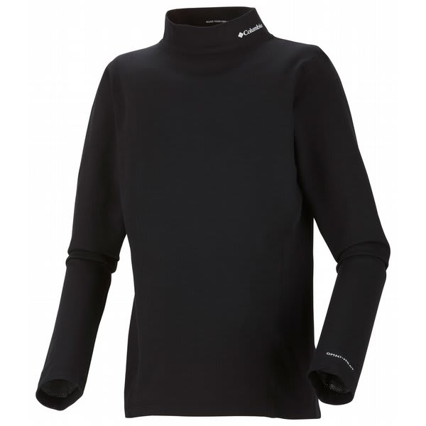 Columbia Baselayer Midweight Mock Neck L/S Top