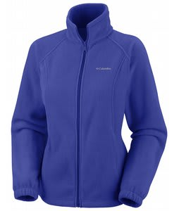 Columbia Benton Springs Full Zip Fleece Light Grape
