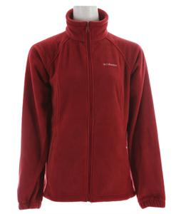 Columbia Benton Springs Full Zip Fleece Beet