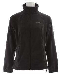 Columbia Benton Springs Full Zip Fleece Black