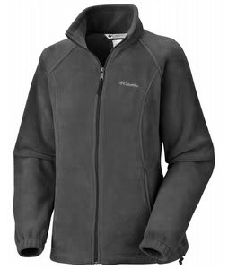 Columbia Benton Springs Full Zip Fleece Charcoal Heather