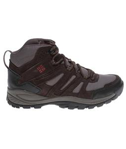Columbia Big Cedar Hiking Boots Mud/Chili