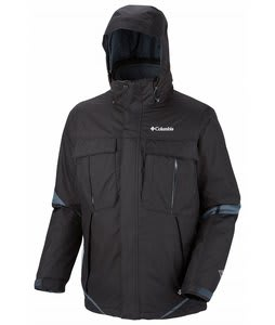 Columbia Bugaboo Interchange Jacket Black/Mystery