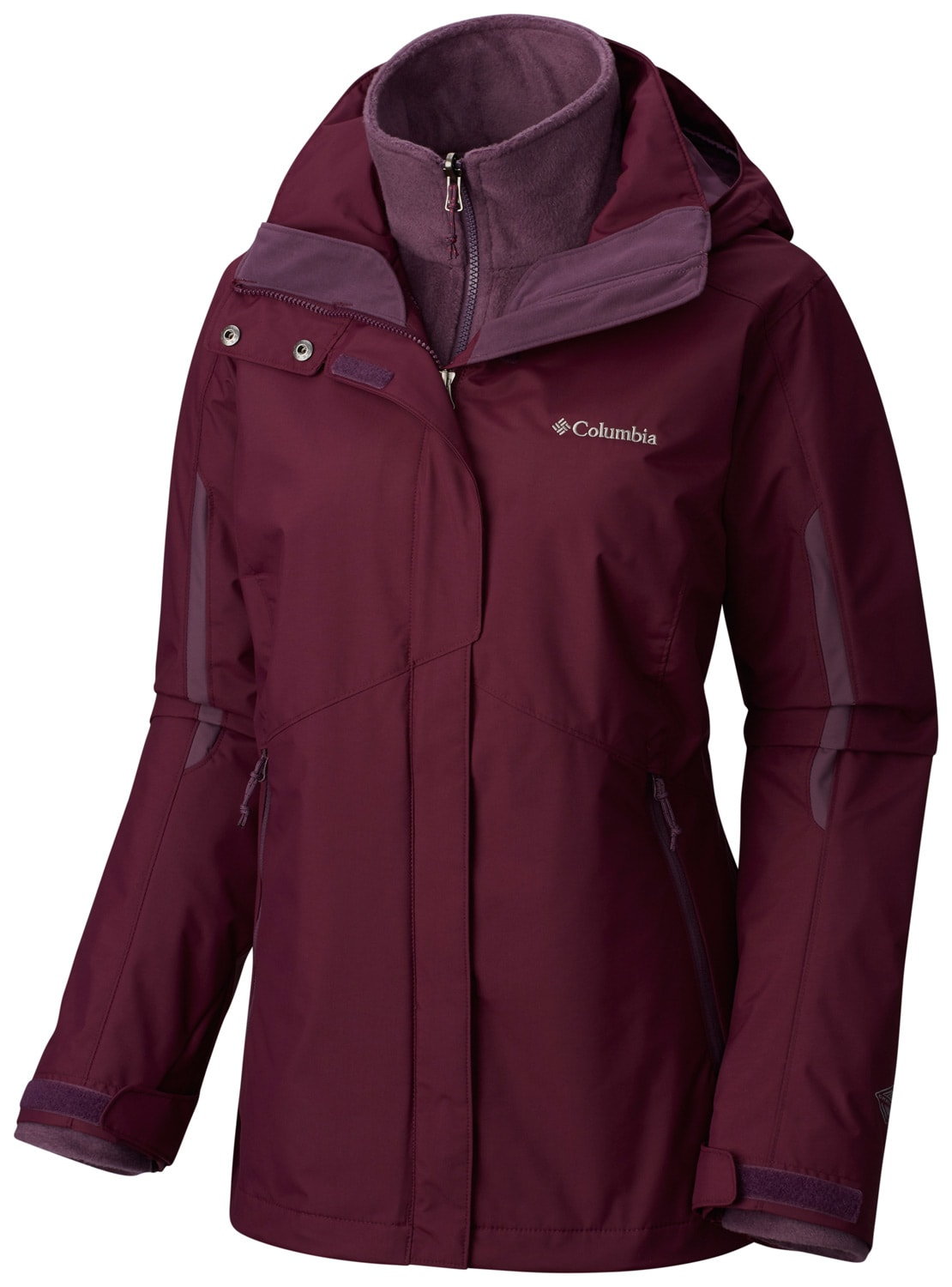On Sale Columbia Bugaboo Interchange Ski Jacket - Womens