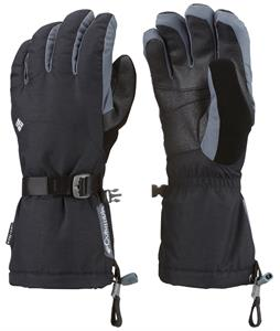 Columbia Bugaboo Ski Gloves Black/Graphite