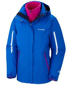 Columbia Bugaboo Ski Jacket Blue Macaw