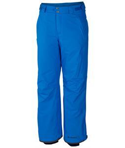 Columbia Bugaboo II Ski Pants Hyper Blue