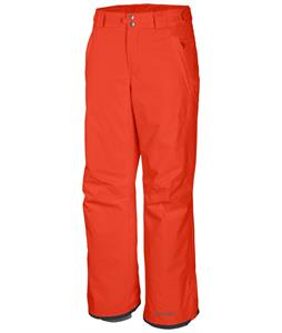 Columbia Bugaboo II Ski Pants State Orange