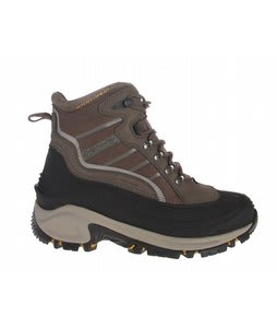 Columbia Bugaboot Omni Boots Mud/Treasure