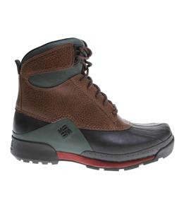 Columbia Bugaboot Original Omni-Heat Boots Nutmeg/Red Element
