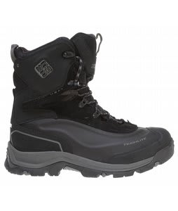 Columbia Bugaboot Plus Hiking Boots Black/Gunmetal