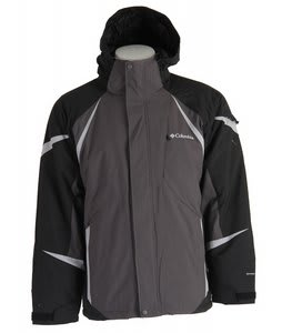 Columbia Carbondale III Jacket Blade/Black/Oyster