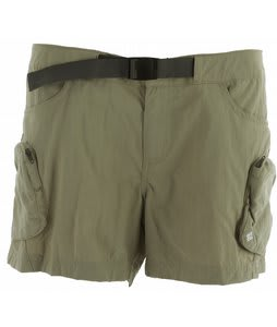 Columbia Cross On Over Cargo Shorts Verdant
