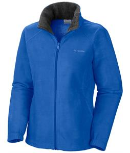 Columbia Dotswarm II Fleece Blue Macaw/ Graphite