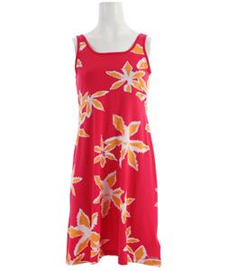 Columbia Freezer II Dress Bright Rose/Starry Night Print