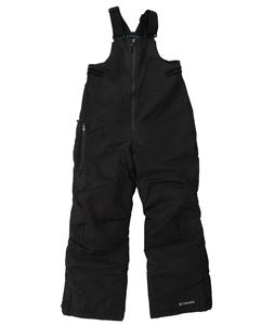 Columbia Glacier Slope Bib Snow Pants Black